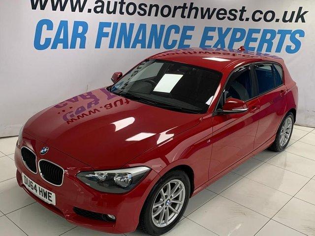 BMW 1 SERIES at Autos North West