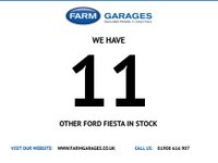USED 2012 12 FORD FIESTA 1.2 EDGE 3d 59 BHP