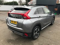 USED 2018 18 MITSUBISHI ECLIPSE CROSS 1.5 4 5d 161 BHP GREAT SPEC, FULL MITS HISTORY