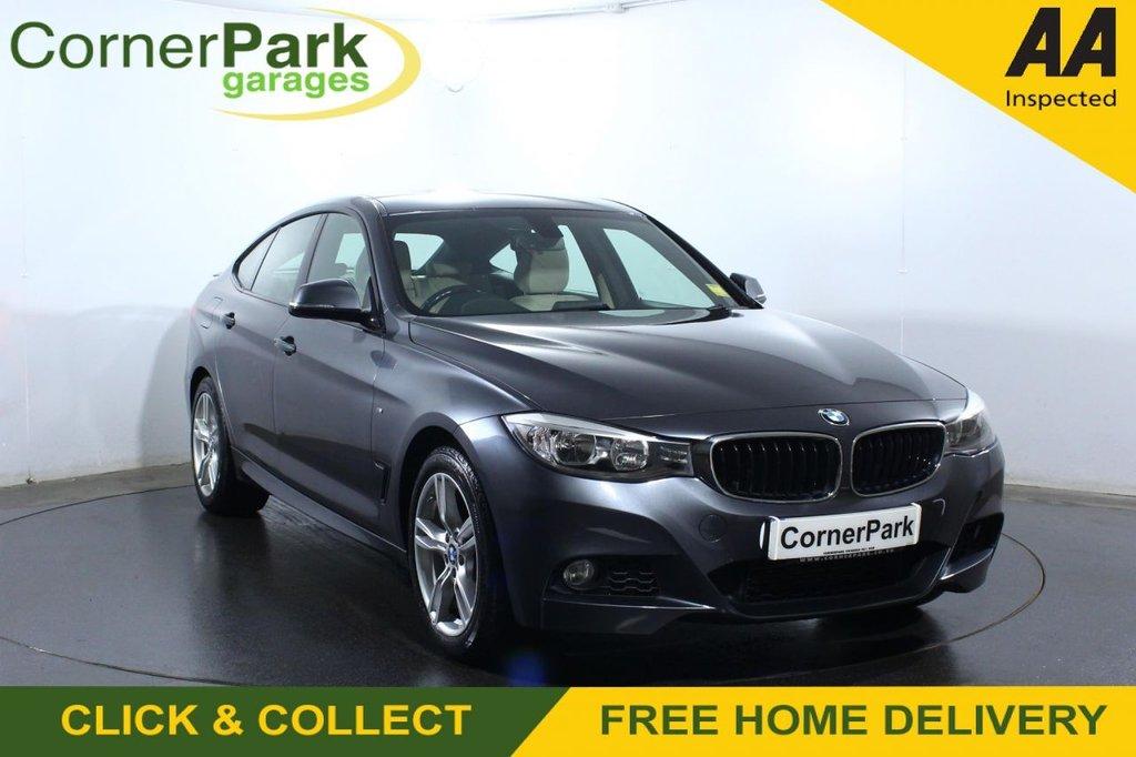 USED 2015 65 BMW 3 SERIES GRAN TURISMO 2.0 320D XDRIVE M SPORT GRAN TURISMO 5d 188 BHP