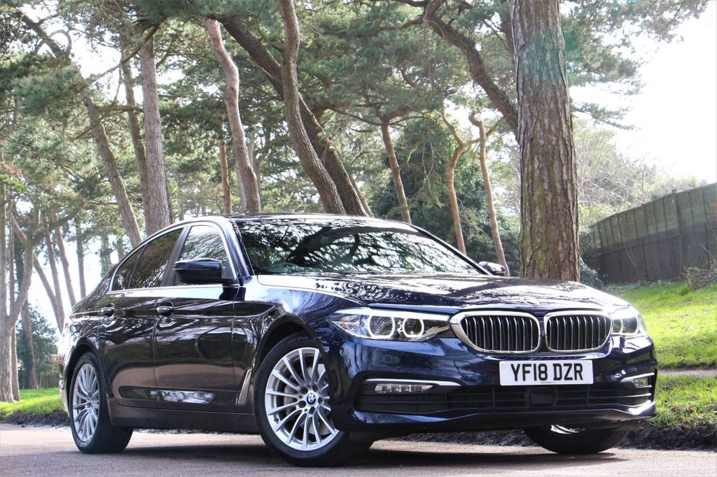 USED 2018 18 BMW 5 SERIES 530D SE 265 BHP