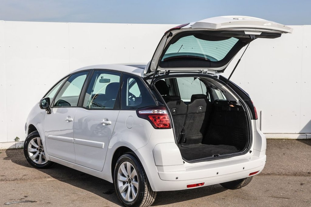 USED 2012 62 CITROEN C4 PICASSO 1.6 EDITION EGS E-HDI 5d 110 BHP
