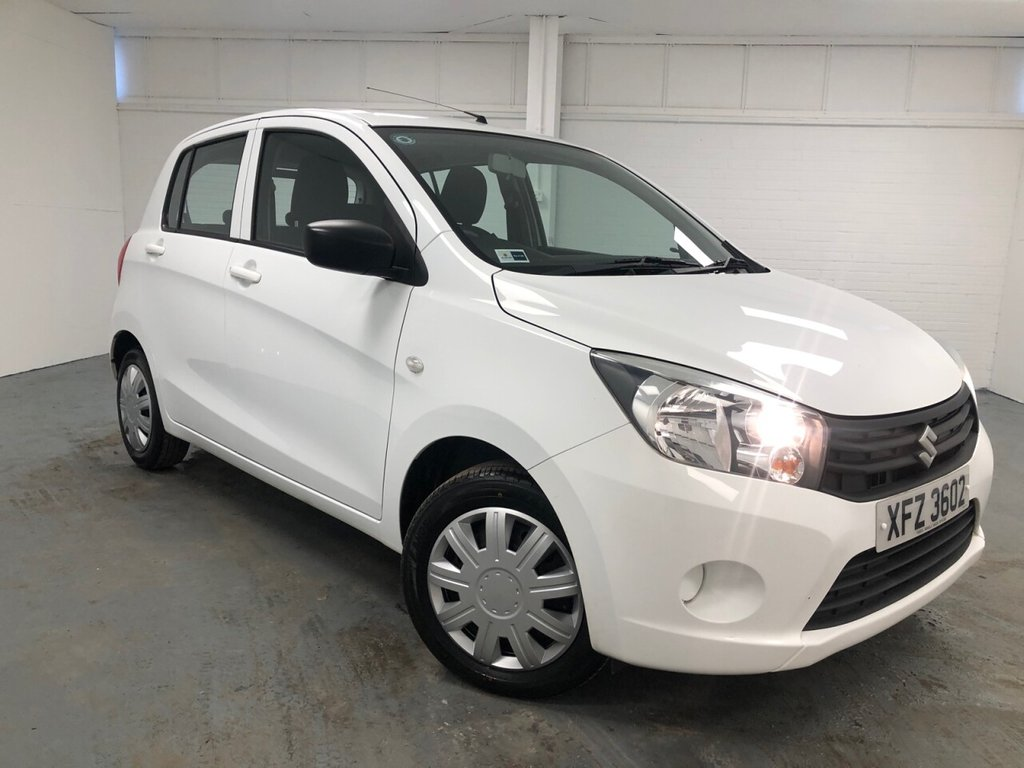 USED 2015 SUZUKI CELERIO 1.0 SZ2 5d 67 BHP £88 a month, T&Cs apply.