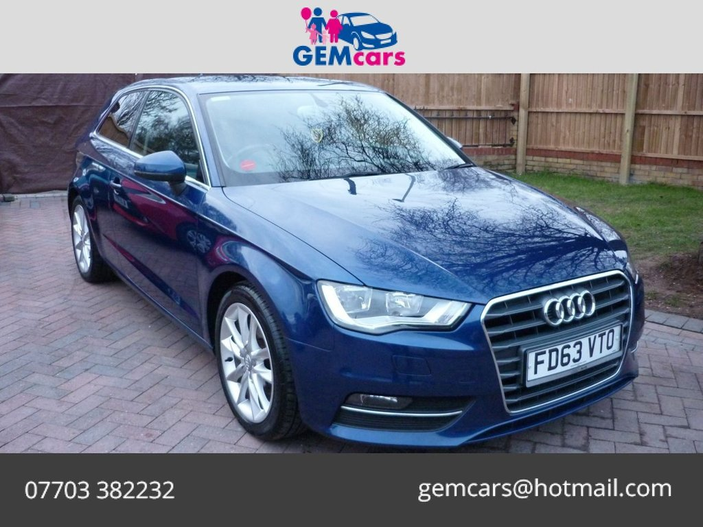 USED 2014 63 AUDI A3 1.4 TFSI SPORT 3d 121 BHP GO TO OUR WEBSITE TO WATCH A FULL WALKROUND VIDEO