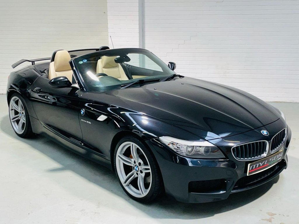 USED 2012 12 BMW Z4 2.0 Z4 SDRIVE28I M SPORT ROADSTER 2d 242 BHP Low Mileage 28i Z4 Roadster, Full Service History + AA Inspected
