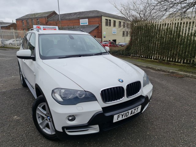 USED 2010 10 BMW X5 3.0 XDRIVE30D SE 5d 232 BHP AUTO A GREAT 4X4 AUTOMATIC