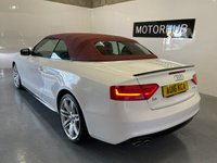 USED 2016 16 AUDI A5 2.0 TDI S LINE SPECIAL EDITION PLUS 2d 187 BHP