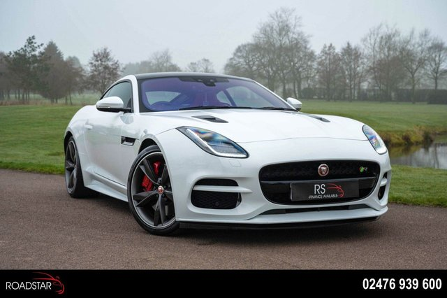 USED 2017 67 JAGUAR F-TYPE 5.0 V8 R Auto AWD (s/s) 2dr FULLY LOADED WITH EVERY EXTRAS