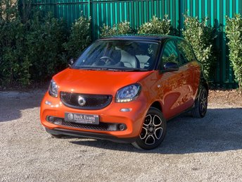 2018 SMART FORFOUR