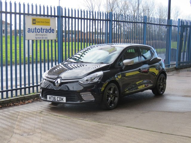 USED 2016 16 RENAULT CLIO 0.9 DYNAMIQUE S NAV TCE 5d 89 BHP SatNav and £0 Road Tax