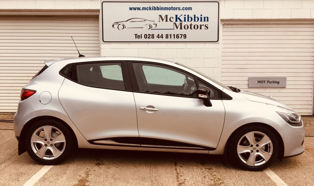 USED 2014 RENAULT CLIO  DYNAMIQUE MEDIANAV TCE