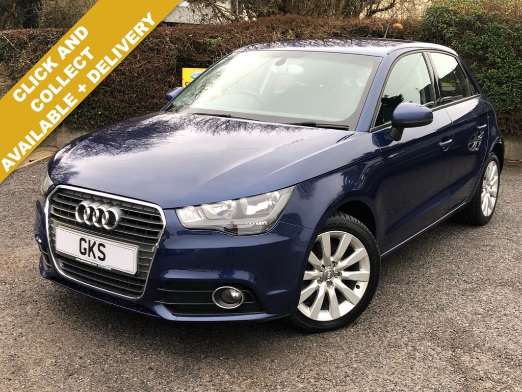 USED 2014 14 AUDI A1 1.6 SPORTBACK TDI SPORT 5d 103 BHP ** NATIONWIDE DELIVERY AVAILABLE **