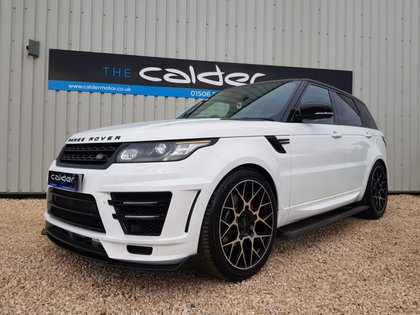 USED 2017 17 LAND ROVER RANGE ROVER SPORT 3.0 SDV6 HSE DYNAMIC 5d 306 BHP