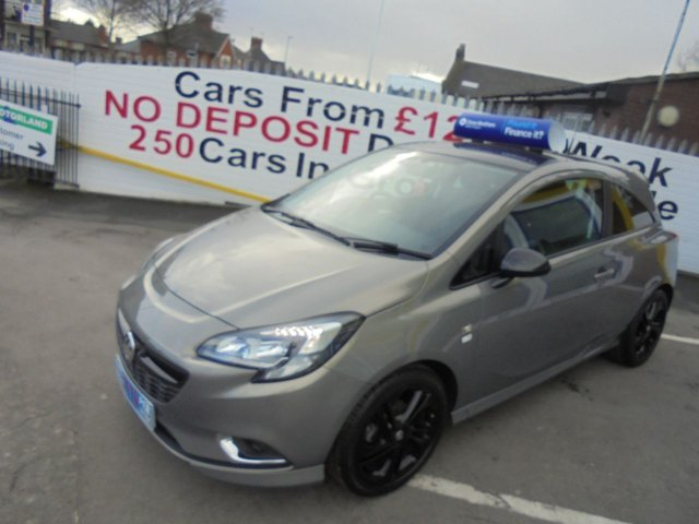 USED 2015 65 VAUXHALL CORSA 1.4 LIMITED EDITION 3d 89 BHP **CLICK AND COLLECT ON YOUR NEXT CAR**