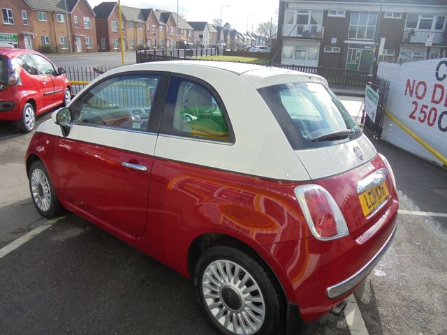 USED 2011 11 FIAT 500 0.9 POP 3d 85 BHP **BOOK YOUR TEST DRIVE NOW**