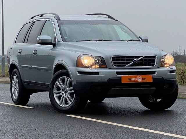 USED 2007 07 VOLVO XC90 2.4 D5 SE 5d AUTO 183 BHP 2 OWNERS HUGE SPEC 7 SEATER
