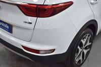 USED 2017 67 KIA SPORTAGE 1.7 CRDI GT-LINE EDITION ISG 5d 115 BHP (19 INCH ALLOYS - FULL HISTORY)