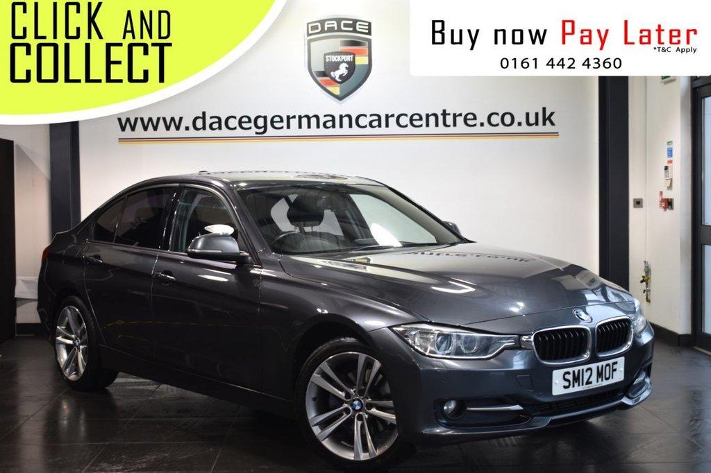 USED 2012 12 BMW 3 SERIES 2.0 320D SPORT 4DR AUTO 184 BHP