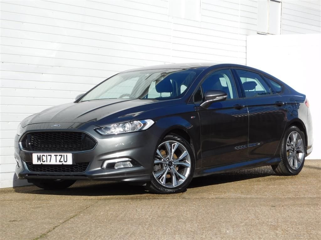 USED 2017 17 FORD MONDEO 2.0 ST-LINE TDCI 5d 177 BHP Buy Online Moneyback Guarantee