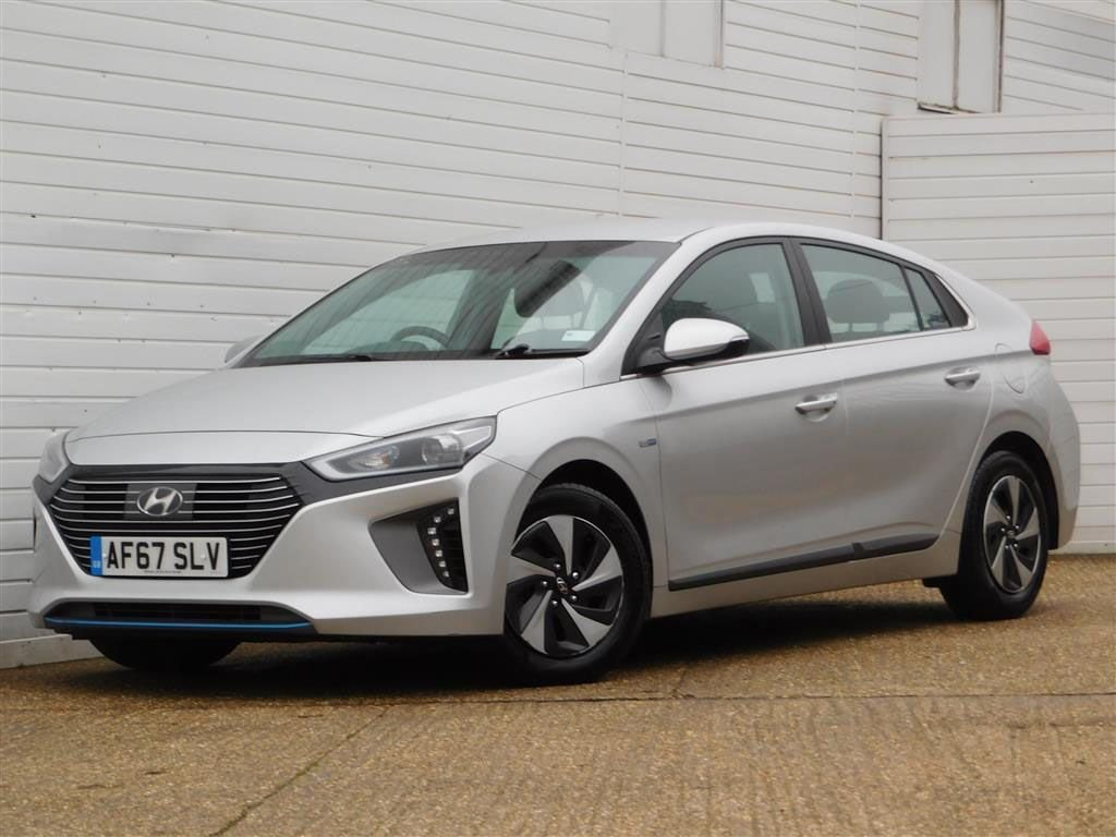 USED 2017 67 HYUNDAI IONIQ 1.6 PREMIUM 5d Buy Online Moneyback Guarantee