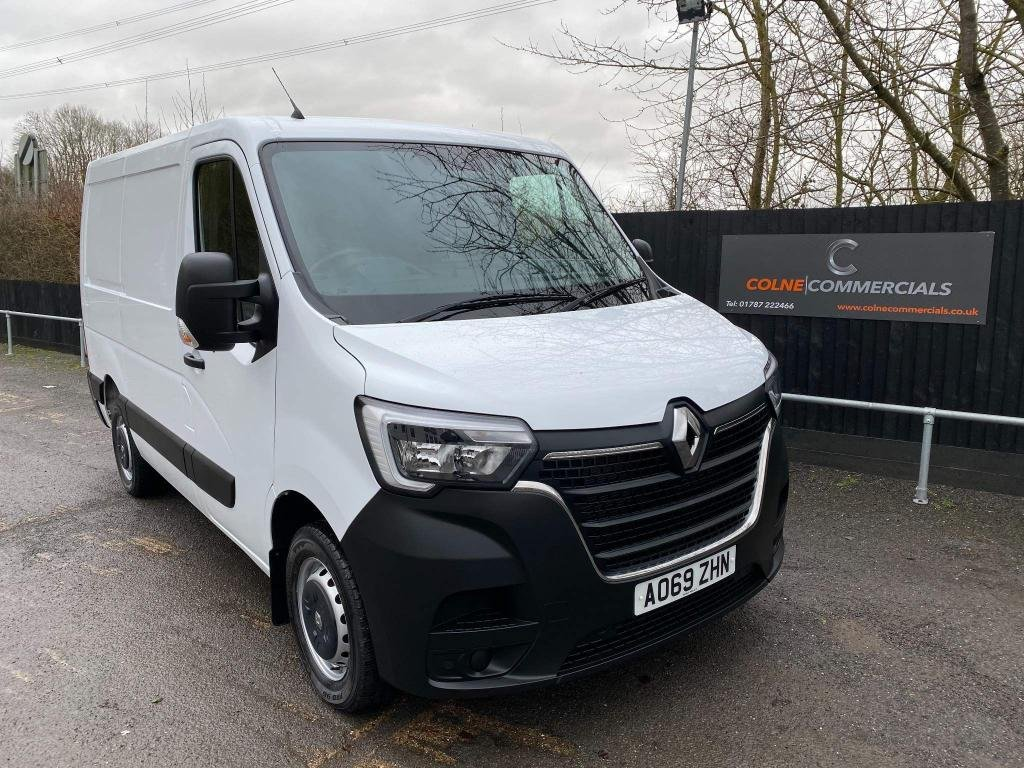 USED 2019 69 RENAULT MASTER 2.3 dCi 28 Business Quickshift FWD SWB EU6 4dr **EURO 6**AUTOMATIC**AIR-CON**
