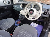 USED 2018 18 FIAT 500 1.2 8V Lounge (s/s) 3dr BUY ONLINE /FREE HOME DELIVERY