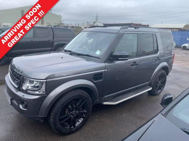 USED 2015 65 LAND ROVER DISCOVERY 3.0 SDV6 HSE 5d 255 BHP ARRIVING SOON ..