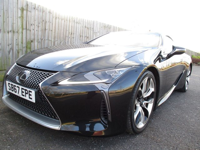 View our LEXUS LC