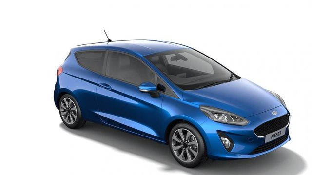 2019 69 FORD FIESTA 1.1 TREND NAVIGATOR NEW MODEL