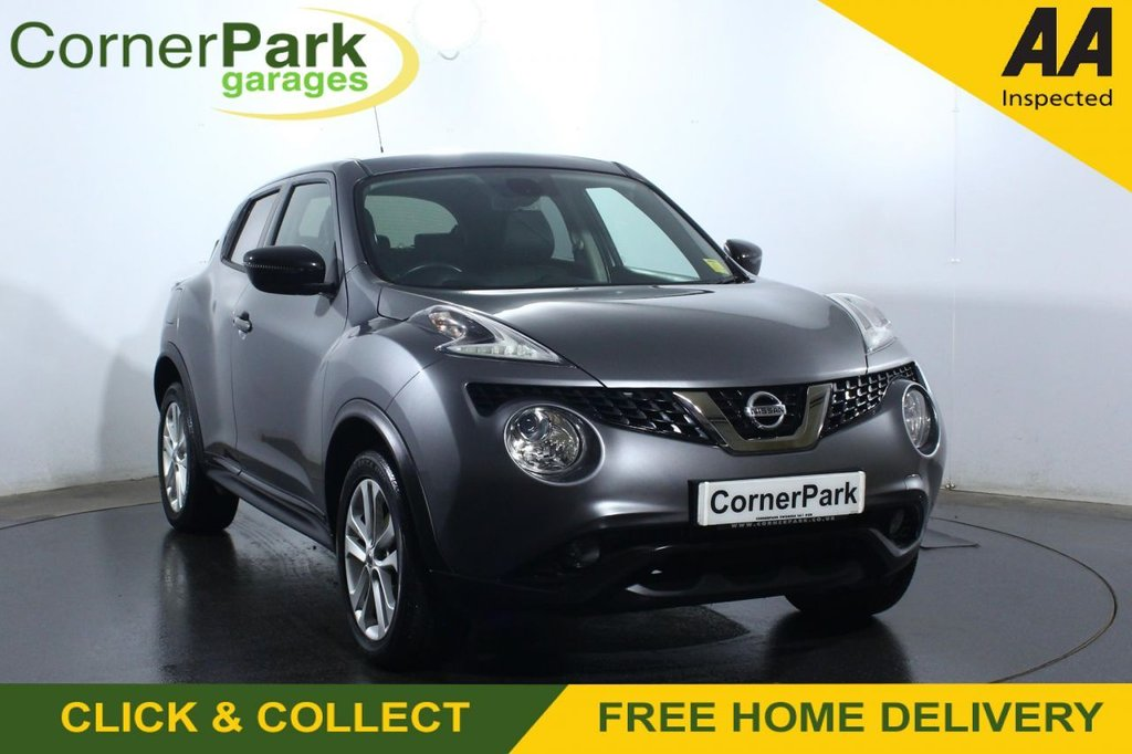 USED 2018 68 NISSAN JUKE 1.2 BOSE PERSONAL EDITION DIG-T 5d 115 BHP