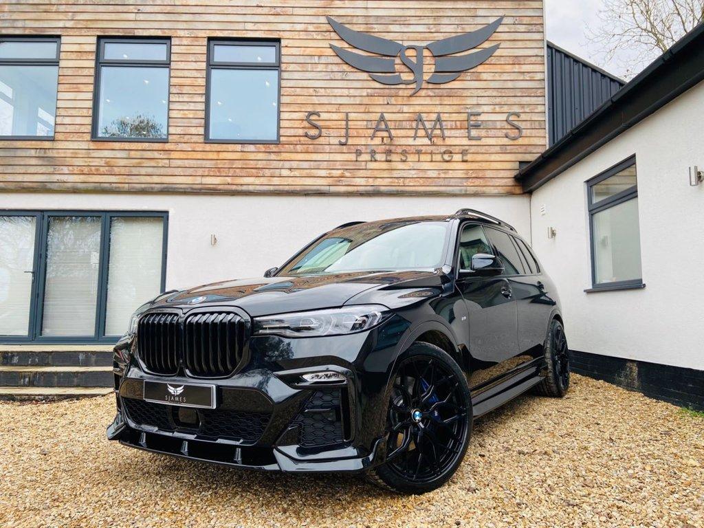 USED 2020 70 BMW X7 3.0 XDRIVE40I M SPORT 5d AUTO 336 BHP