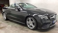 USED 2017 67 MERCEDES-BENZ E-CLASS 2.0 E 220 D AMG LINE PREMIUM PLUS 2d 192 BHP