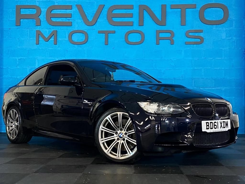 USED 2012 61 BMW M3 4.0 M3 2d 415 BHP HUGE Spec l OUTSTANDING Example l V8