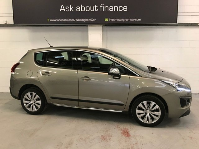USED 2015 15 PEUGEOT 3008 1.6 HDI ACTIVE 5d 115 BHP