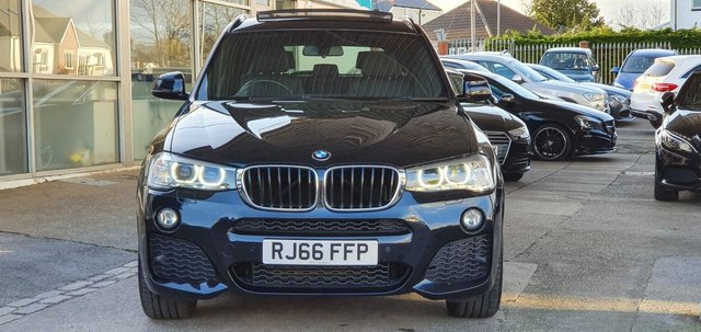 BMW X3 at Tim Hayward Car Sales