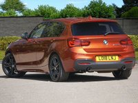 USED 2018 18 BMW 1 SERIES 3.0 M140I SHADOW EDITION 5d 335 BHP
