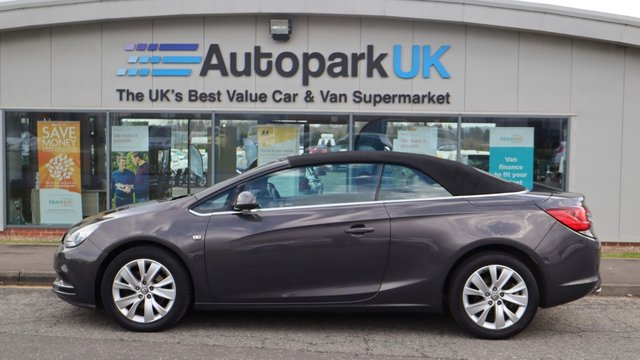 USED 2013 13 VAUXHALL CASCADA 2.0 SE CDTI S/S 2d 165 BHP . LOW DEPOSIT OR NO DEPOSIT FINANCE AVAILABLE . COMES USABILITY INSPECTED WITH 30 DAYS USABILITY WARRANTY + LOW COST 12 MONTHS ESSENTIALS WARRANTY AVAILABLE FROM ONLY £199 (VANS AND 4X4 £299) DETAILS ON REQUEST. ALWAYS DRIVING DOWN PRICES . BUY WITH CONFIDENCE . OVER 1000 GENUINE GREAT REVIEWS OVER ALL PLATFORMS FROM GOOD HONEST CUSTOMERS YOU CAN TRUST .