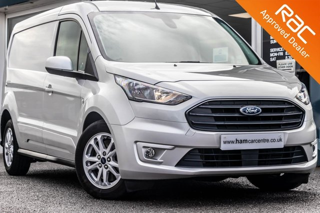 2019 69 FORD TRANSIT CONNECT 1.5 240 LIMITED LWB L2 TDCI 119 BHP AUTOMATIC
