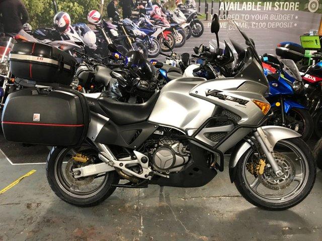 2005 05 HONDA XL 1000 V VARADERO 996cc XL 1000 VA-5