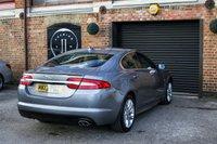 USED 2013 13 JAGUAR XF 2.2 D SPORT 4d AUTO 200 BHP