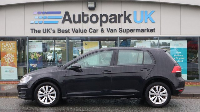 USED 2013 13 VOLKSWAGEN GOLF 1.6 SE TDI BLUEMOTION TECHNOLOGY 5d 103 BHP . LOW DEPOSIT OR NO DEPOSIT FINANCE AVAILABLE . COMES USABILITY INSPECTED WITH 30 DAYS USABILITY WARRANTY + LOW COST 12 MONTHS ESSENTIALS WARRANTY AVAILABLE FROM ONLY £199 (VANS AND 4X4 £299) DETAILS ON REQUEST. ALWAYS DRIVING DOWN PRICES . BUY WITH CONFIDENCE . OVER 1000 GENUINE GREAT REVIEWS OVER ALL PLATFORMS FROM GOOD HONEST CUSTOMERS YOU CAN TRUST .