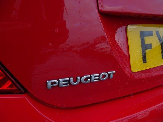 USED 2009 09 PEUGEOT 207 1.4 VERVE 3d 74 BHP LOW MILES