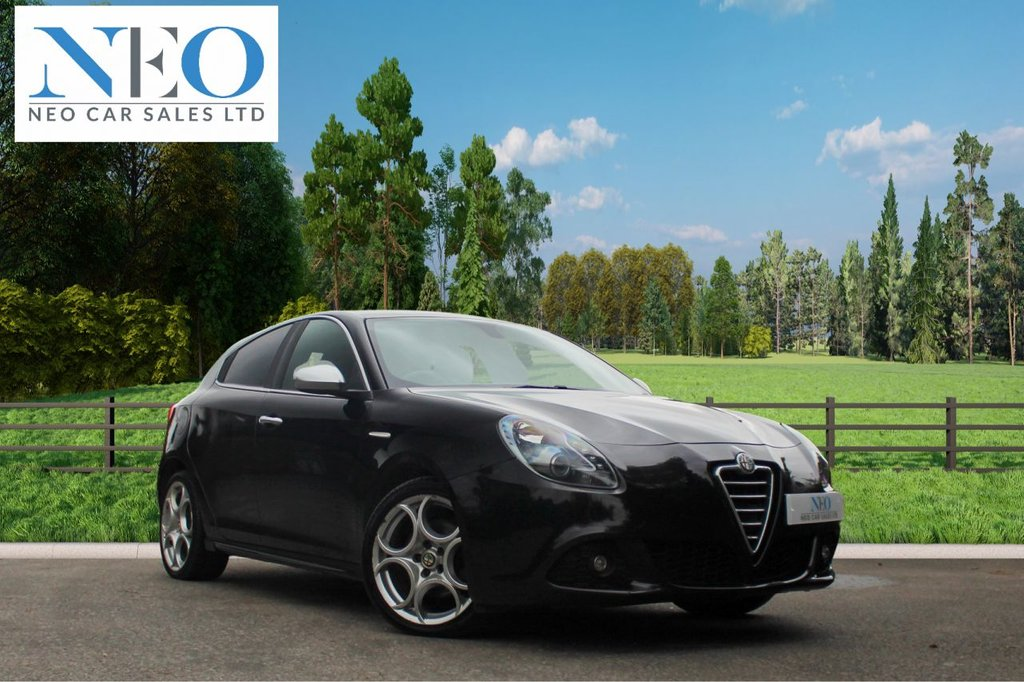 USED 2012 12 ALFA ROMEO GIULIETTA 2.0 JTDM-2 VELOCE 5d 170 BHP