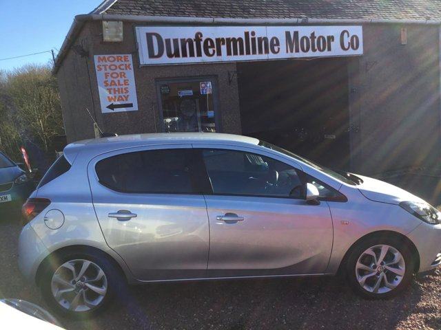 USED 2019 19 VAUXHALL CORSA 1.4 SPORT 5d 89 BHP ++LOW MILEAGE ++SERVICE HISTORY++