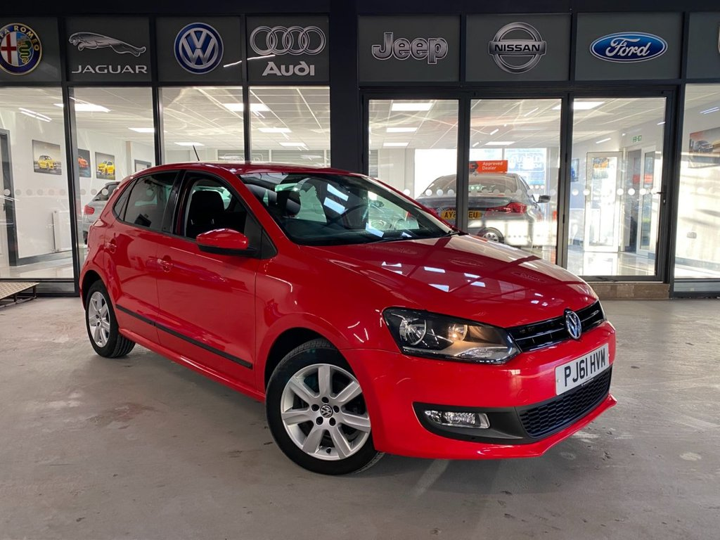 USED 2012 61 VOLKSWAGEN POLO 1.2 MATCH TDI 5d 74 BHP Complementary 12 Months RAC Warranty and 12 Months RAC Breakdown Cover Also Receive a Full MOT With All Advisory Work Completed, Fresh Engine Service and RAC Multipoint Check Before Collection/Delivery