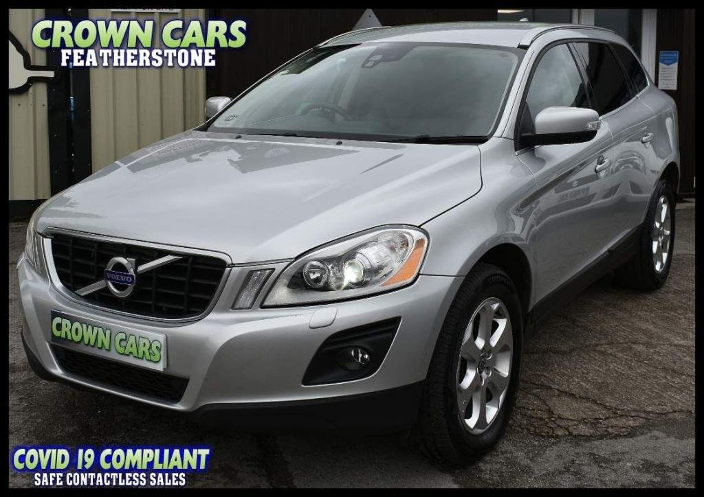 USED 2010 60 VOLVO XC60 2.4 D5 SE Lux Geartronic AWD 5dr FANTASTIC VALUE MOTORING