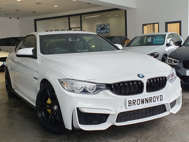 USED 2015 15 BMW 4 SERIES 2.0 420I M SPORT 2d 181 BHP ++M4 BODYSTYLING CONVERSION++