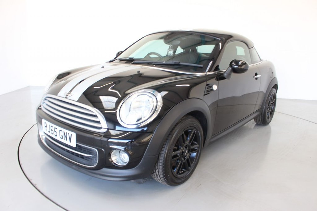 USED 2015 65 MINI COUPE 1.6 COOPER 2d-2 OWNER CAR-16