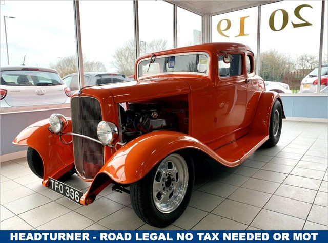 View our FORD MODEL B