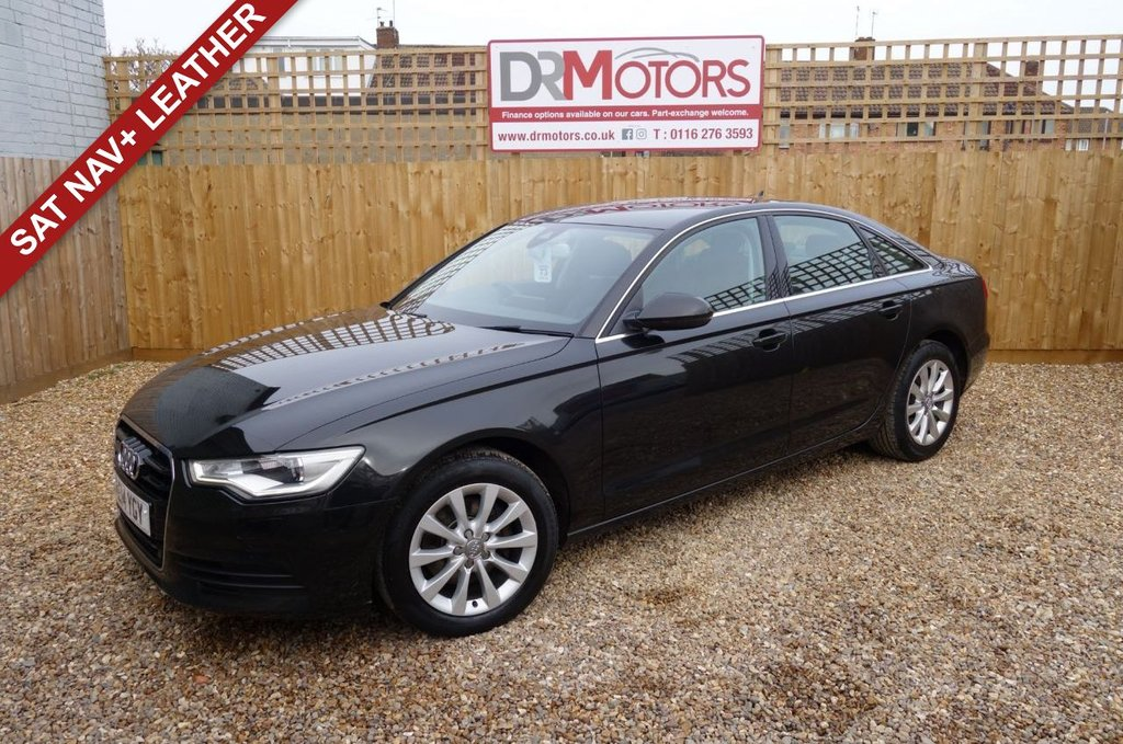 USED 2014 14 AUDI A6 3.0 TDI SE 4d 204 BHP *** 6 MONTHS NATIONWIDE GOLD WARRANTY ***